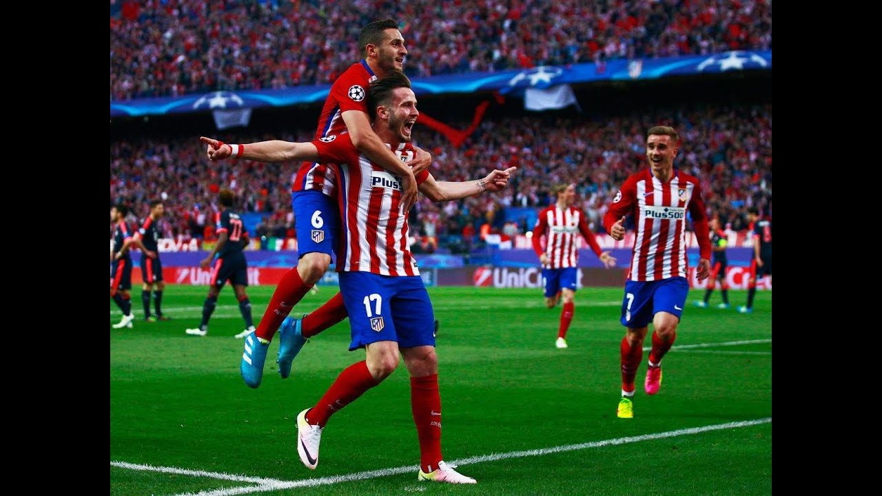 Atletico Madrid Vs Bayern MГјnchen