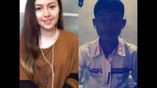 Duet smule Baby shima feat Erik ardiansyah MALAM TERAKHIR