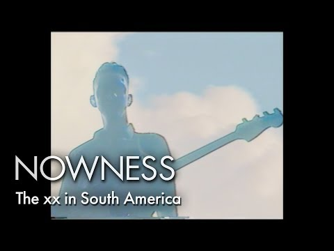 The xx in South America