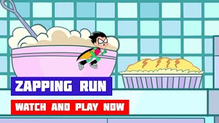 Teen Titans Go! Zapping Run · Game · Gameplay