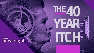 40 years after Thatcher: Can UK regions get their power back? - BBC Newsnight