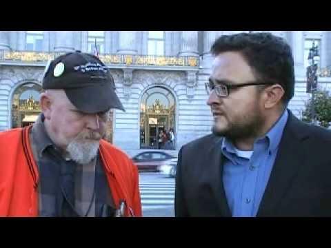 h brown Interviews SF (D9) Supervisor David Campos