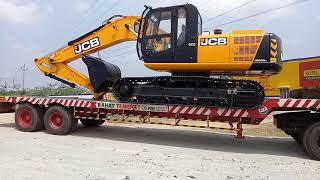 JCB Unloading Review 2018,
