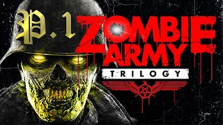 Zombie Army Trilogy - Gameplay HD Part 1 (PC)