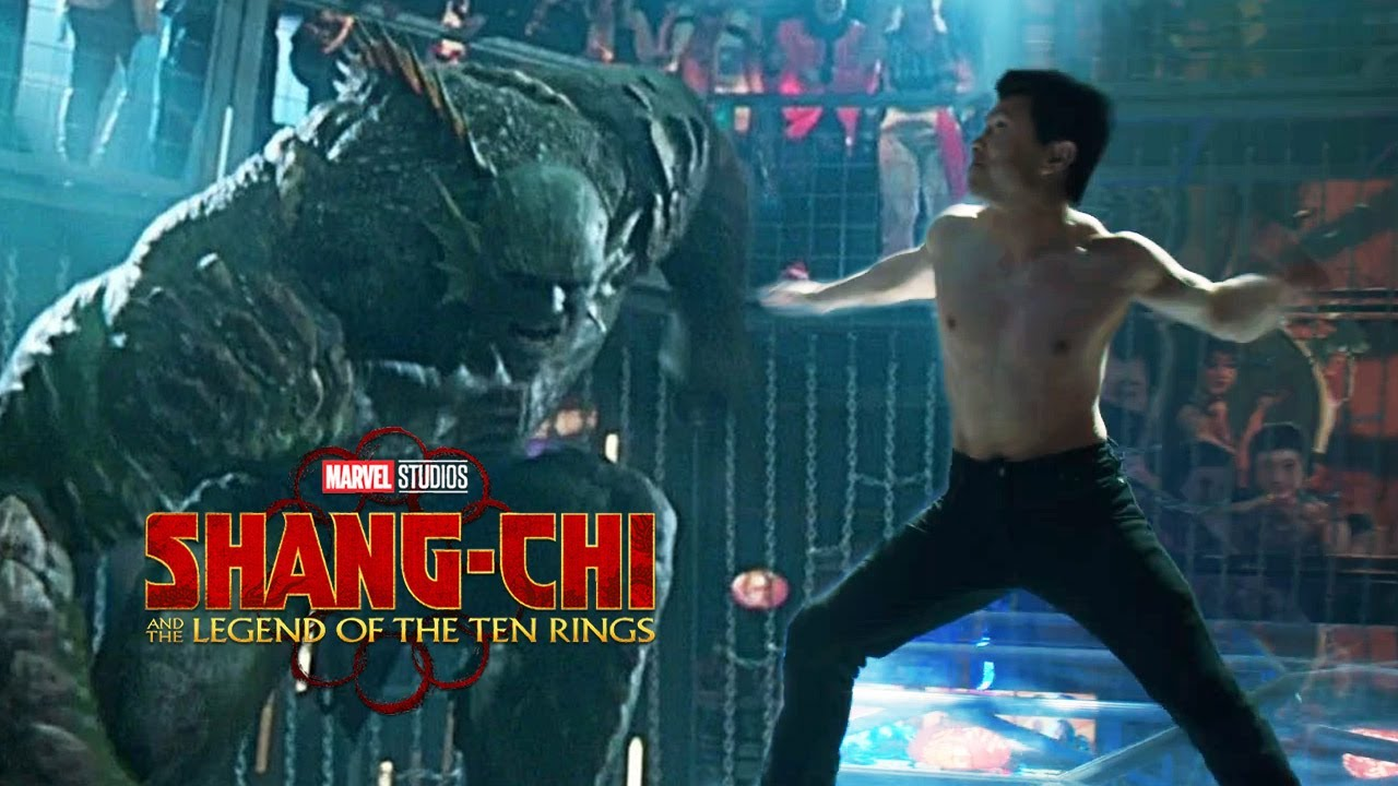 Shang Chi Trailer - Shang Chi vs Abomination Marvel Easter Eggs and Things You Missed