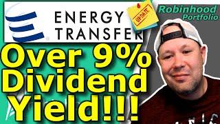 [ UPDATE ] 9% Dividend Yield | Energy Transfer (ET) stock | Possible 54% upside | Dividend Stocks