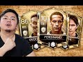 FULL ICONS CLAIMED!! NEW ICON BUNDLE FT FM YOUTUBERS TAGS!! FIFA MOBILE S2