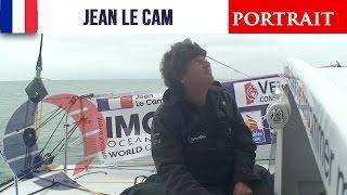 Portrait de Jean Le Cam - Ocean Masters