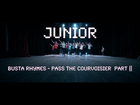 Busta Rhymes - Pass The Courvoisier  Part || - Hip-Hop Juniors Sergey Mandebura