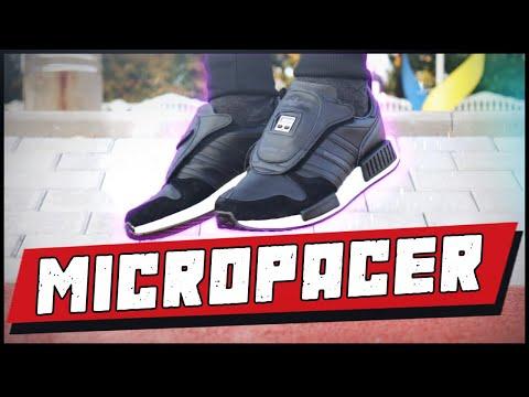 Adidas Micropacer X R1 ➤ Опять Опозорились? ➤ Обзор