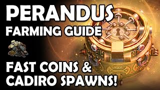 Path of Exile: Perandus Coin Farming Guide - Best Zones & Theories on Mechanics [Perandus League]