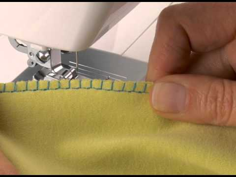 SINGER® ESTEEM™ II 2273 Sewing Machine Stitches
