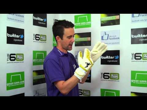 Precision GK Schmeichology 4 Negative Contact Goalkeeper Gloves