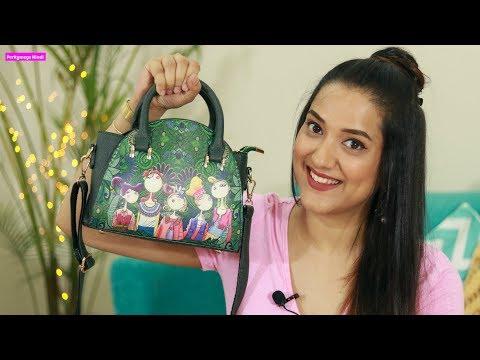 What's in my bag   My Handbag Essentials   Perkymegs Hindi