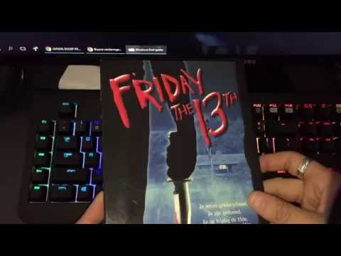 FRIDAY THE 13TH COLLECTION ON DVD
