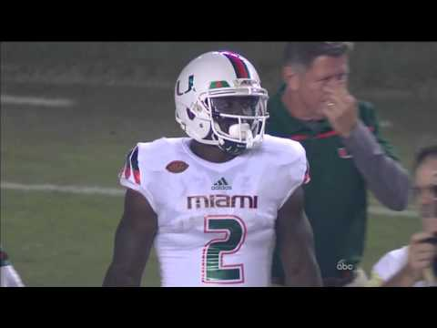 NCAAF - Miami at Florida State (2015)