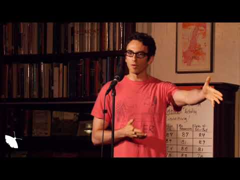 Gianmarco Soresi | Moth StorySLAM Winner