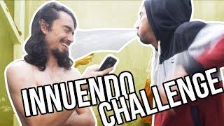 ¡MOJAME ENTERO PAPÍ!  INNUENDO CHALLENGE 💦