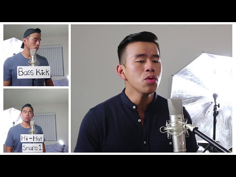 Cold Water, Closer, Sorry Mashup | Sam Young Cover