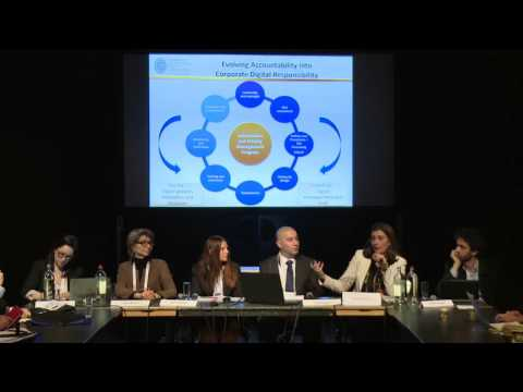 CPDP 2016: Accountability in Practice