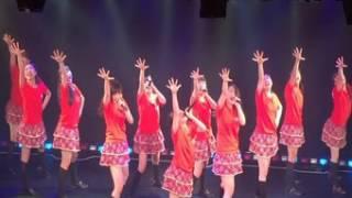 石井ももか・田中ほのか・前川けい・本田ことみ.