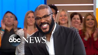Tyler Perry opens up about 'Nobody's Fool'