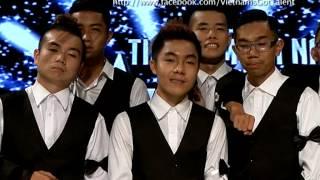 vietnams got talent 2012 - ban ket 5 - chia se cua nhom hfo