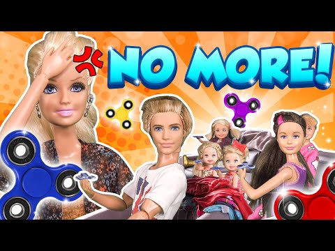 Thumbnail: Barbie - No More Fidget Spinners!