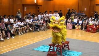 第六屆東區龍獅邀請賽6thEastern小學獅藝地青組  農