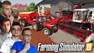 """Farming Simulator 19  MP """"od Ara do Hektara""""#53 Wielki powrót w wielkim stylu!!✔ MafiaSolecTeam"""