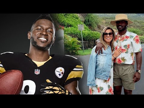 antonio-brown-family-photos-with-wife-and-girlfriend-chelsie-kyriss-2019