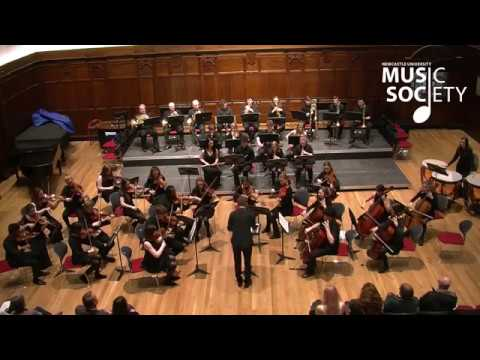 Chamber Orchestra - Music Society Easter Concert