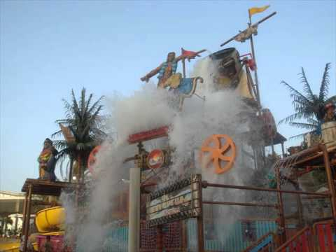 Wild Wadi Water Park attractions