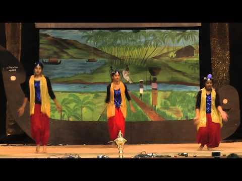 Satakali Hai Satakali, Hindi Dance, Aparna Senan,...