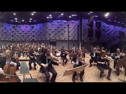 Mahler No. 9 | 3D Sound | 360° Video