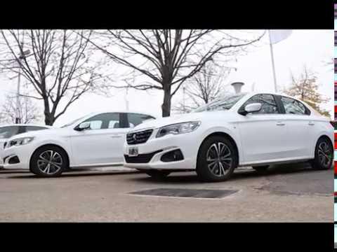 crash test - presentacion del peugeot 301 - 2017 - youtube