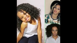 Beyonce And Solange Don't Claim Koi Knowles??/Jasmine Bleu....