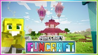 Building Lizzie an Enchanting Area! | Funcraft | E...