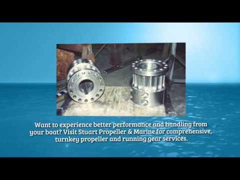 Propeller Shop & Boat Repair Shop in Stuart, FL | Stuart Propeller & Marine