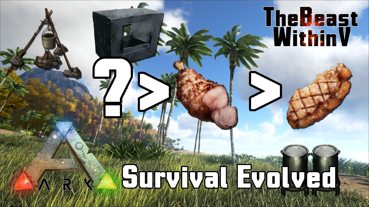 Ark survival evolved best food youtube forumfinder Gallery