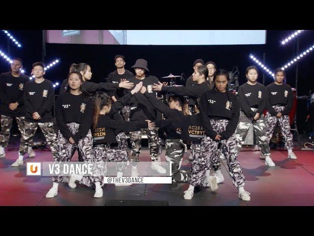 UYWI Natl. Conf. 2019 - V3 Dance