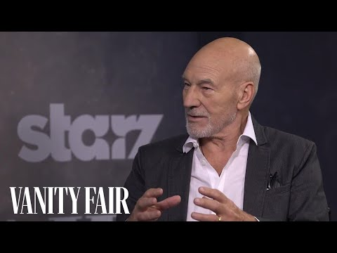 The One Character Sir Patrick Stewart Wants to Be Remembered For