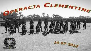 Arma 3 [Arma 3 Coop] Operacja Clementine 16-07-2014