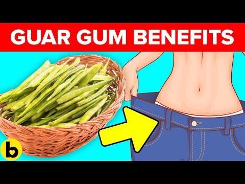 7 Guar Gum Health Benefits You Should Know