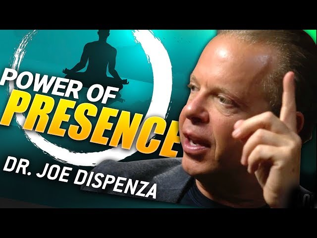 DR JOE DISPENZA - HOW TO BE MORE PRESENT | London Real