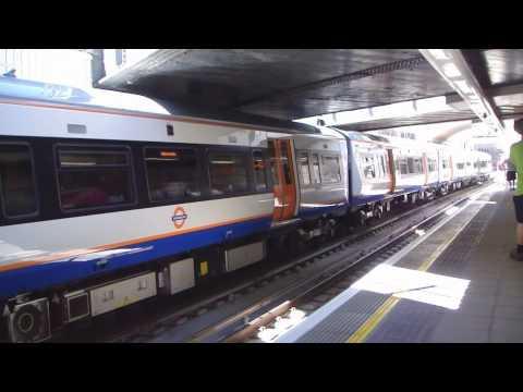 Whitechapel Overground
