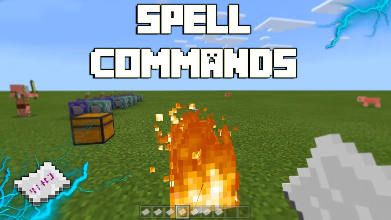 minecraft bedrock edition secret commands
