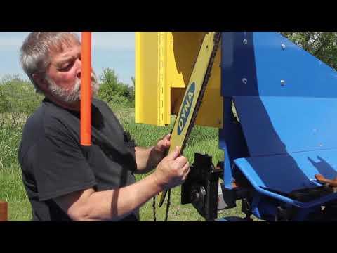 Firewood Processor - Bar & Chain Maintenance 2018