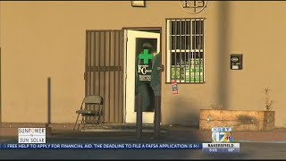 Pot shops raided in Kern County, only to reopen days later