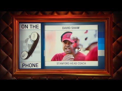 Stanford Head Coach David Shaw Talks Andrew Luck, Josh Rosen & More w/Rich Eisen | Full Interview